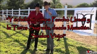 Debajo del Sombrero - Letra - Leandro rios y Pancho Uresti♥