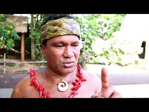 Meet Kap from the Polynesian Culture Center - Samoan Culture