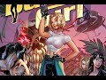 En Deluxe : Danger girl Gallery Édition HC