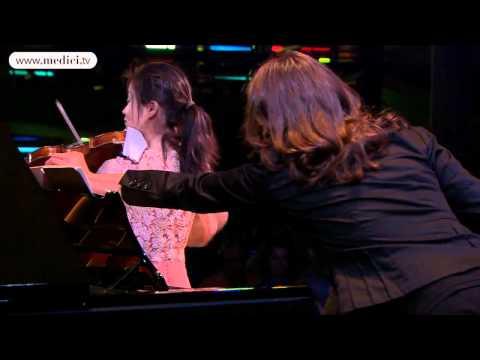 Sayaka Shoji and Nelson Goerner - Brahms, Sonata No. 3