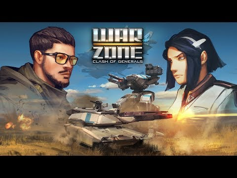 MY NEW GAME!! (Warzone: Clash of Generals)