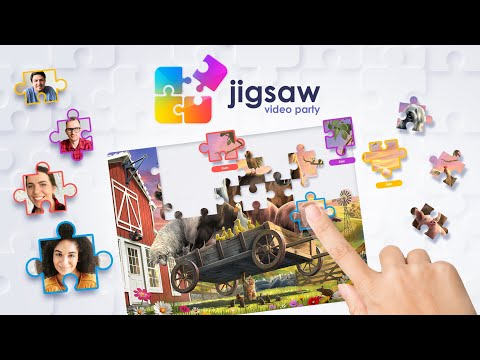 Jigsaw Video Party