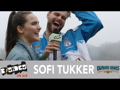 B-Sides On-Air: Interview - Sofi Tukker at Outside Lands 2017