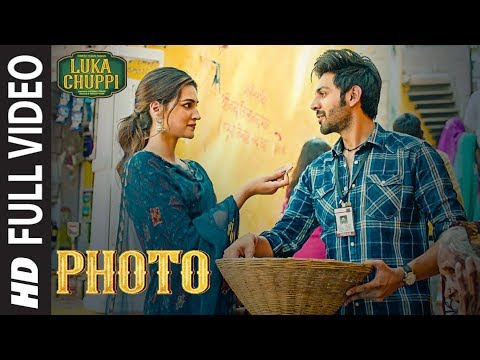 Luka Chuppi: Photo Full Video | Kartik Aaryan, Kriti Sanon |
