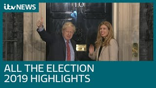 UK election 2019: A look back at an extraordinary night in British politics | ITV News
