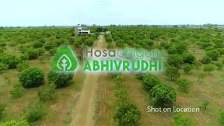 Hosachiguru Abhivrudhi - Managed Farmland