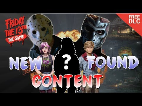 Friday 13th: The Game - DLC Content Update!! NEW Maps, New Counselor Emotes!