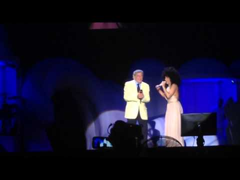 Tony Bennett And Lady Gaga - I Can't Give You Anything But Love (live In Tel Aviv, Israel)