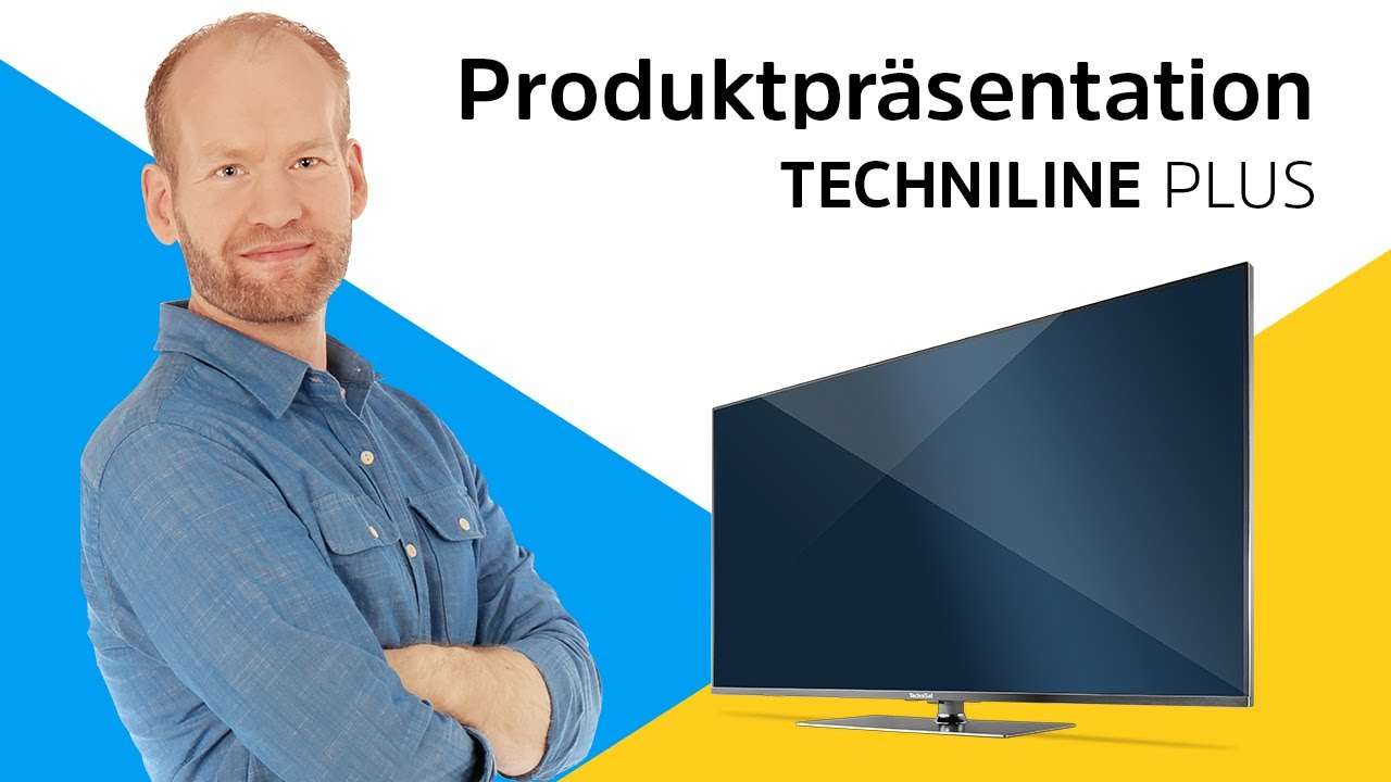 Video: TECHNILINE PLUS | So gut klingt das Full-HD Smart-TV. | TechniSat