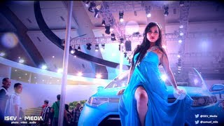 [ EXCLUSIVE IIMS 2013 ] HOT SEXY, SMART & STYLISH INDONESIA INT. MOTOR SHOW -ISEV Media