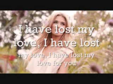I lost all love 4 you - Delta Goodrem lyrics