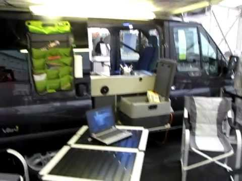 Ultimate Fishing Van As Shown To Angler S Mail Magazine