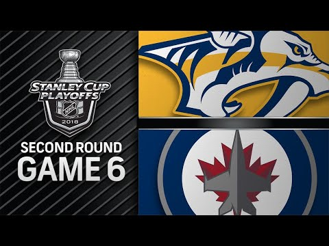 Predators shut out Jets to force Game 7