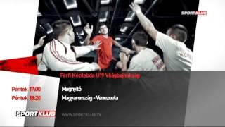 Az U19-es férfi kézilabda vb a SportKlubon!