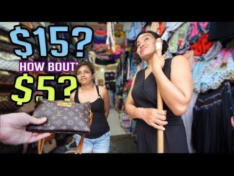 Bali Fake Market Bonanza!