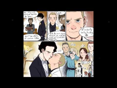 ''Marry Me'' Johnlock (Weddinglock)