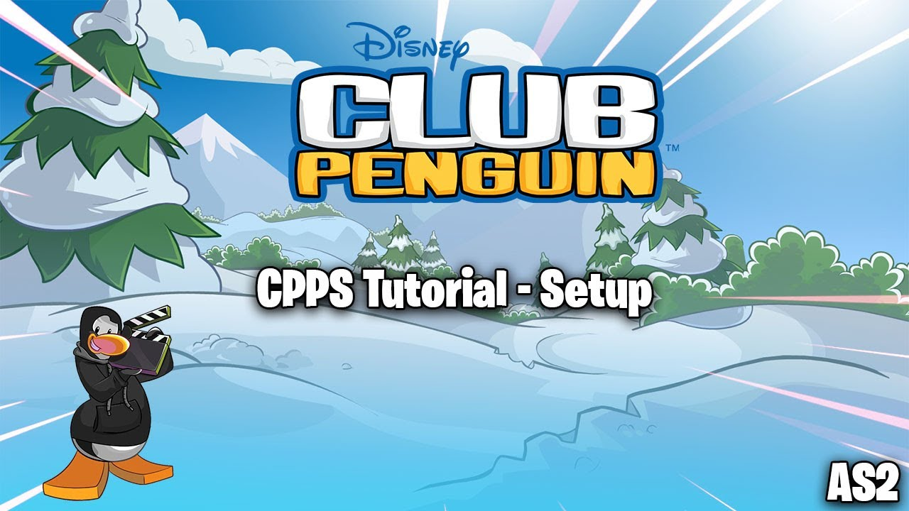 CPPS Tutorial - Setup (AS2)