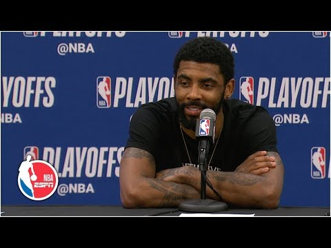 Celtics have a 'blind faith' in one another - Kyrie Irving after beating Pacers | 2019 NBA Playoffs