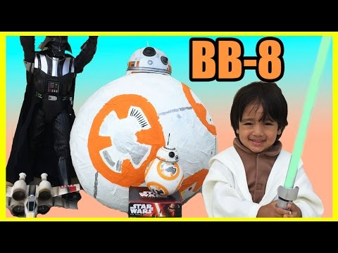 Disney Toys STAR WARS THE FORCE AWAKENS BB 8 Droid