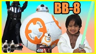 Download Disney Toys STAR WARS THE FORCE AWAKENS BB 8 Droid Mp3 and Videos