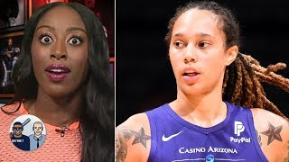Reacting to the Mercury-Wings WNBA scuffle | Jalen & Jacoby
