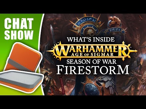 Weekender: Age Of Sigmar Campaign Impressions & A Lifetime Wet Palette?