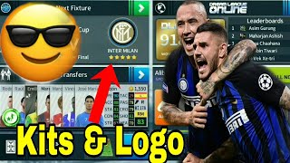 reputable site a89c4 493a1 Download How To Create Inter Milan Team 2019 Kits Logo Dream ...