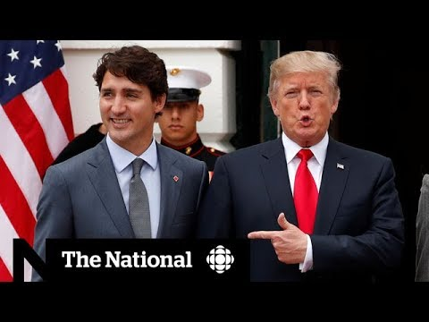 Justin Trudeau's blueprint for getting along with Donald Trump