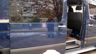 2-х моторный механизм автоматической двери для микроавтобусов(, 2013-10-20T07:40:51.000Z)