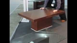 Sena Modern Extendable Coffee Tables