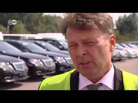 European used-car dealers under pressure   Made in Germany