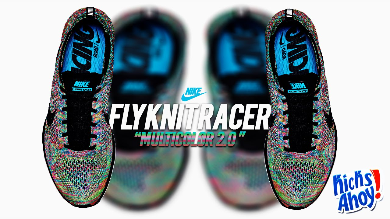Flyknit Racer Multicolor 2