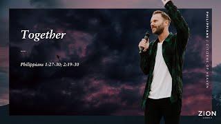 Together | Pastor Jon Krist | Zion Church