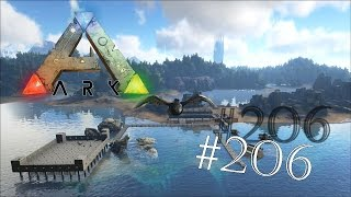ARK-Survival Evolved - Beleuchtung des Unterwasserkäfigs - Let's Stream #206
