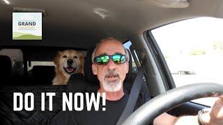 Ep. 41: Do It Now! | RV travel Utah Wyoming South Dakota camping