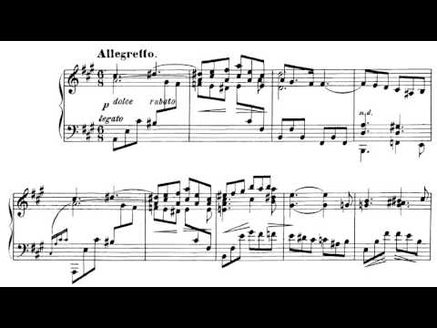 Alexander Scriabin ‒ 2 Nocturnes, Op.5