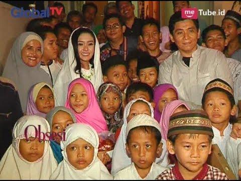 Pedangdut Cita Citata Berbagi Keberkahan Ramadhan dengan Anak Yatim - Obsesi 10/06