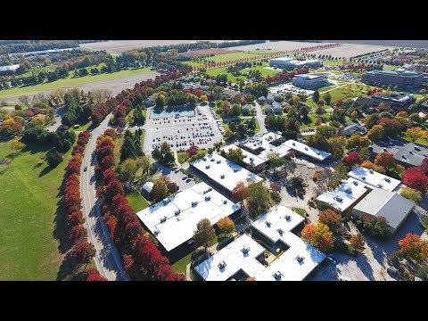 University Of Illinois Springfield Fall 2018 Fly Over