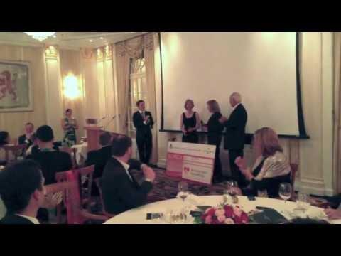 World Heart Federation Charity Event - Switzerland, Zurich - August 27th, 2013