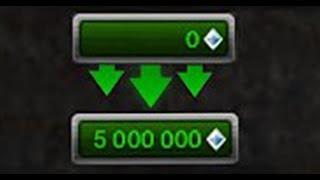 как быстро зарабатывать кристаллы в танки онлайне