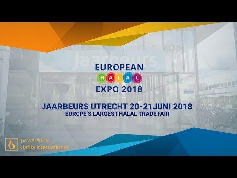 European Halal Expo 2018 - Teaser