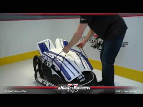 XHockeyProducts Review Grit GT3 Sumo Goalie Hockey Tower Bag With Wheels