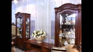Интерьер гостиной классика.  Гостиная BRITTANY, Carpanetti Бриттани(, 2016-07-04T08:17:37.000Z)