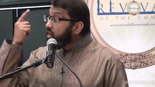 Unity does not mean Uniformity & The Hadith of the 73 sects ~ Dr. Yasir Qadhi | 4th January 2014