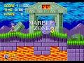 Gambar cover Mega Drive Longplay 016 Sonic the Hedgehog