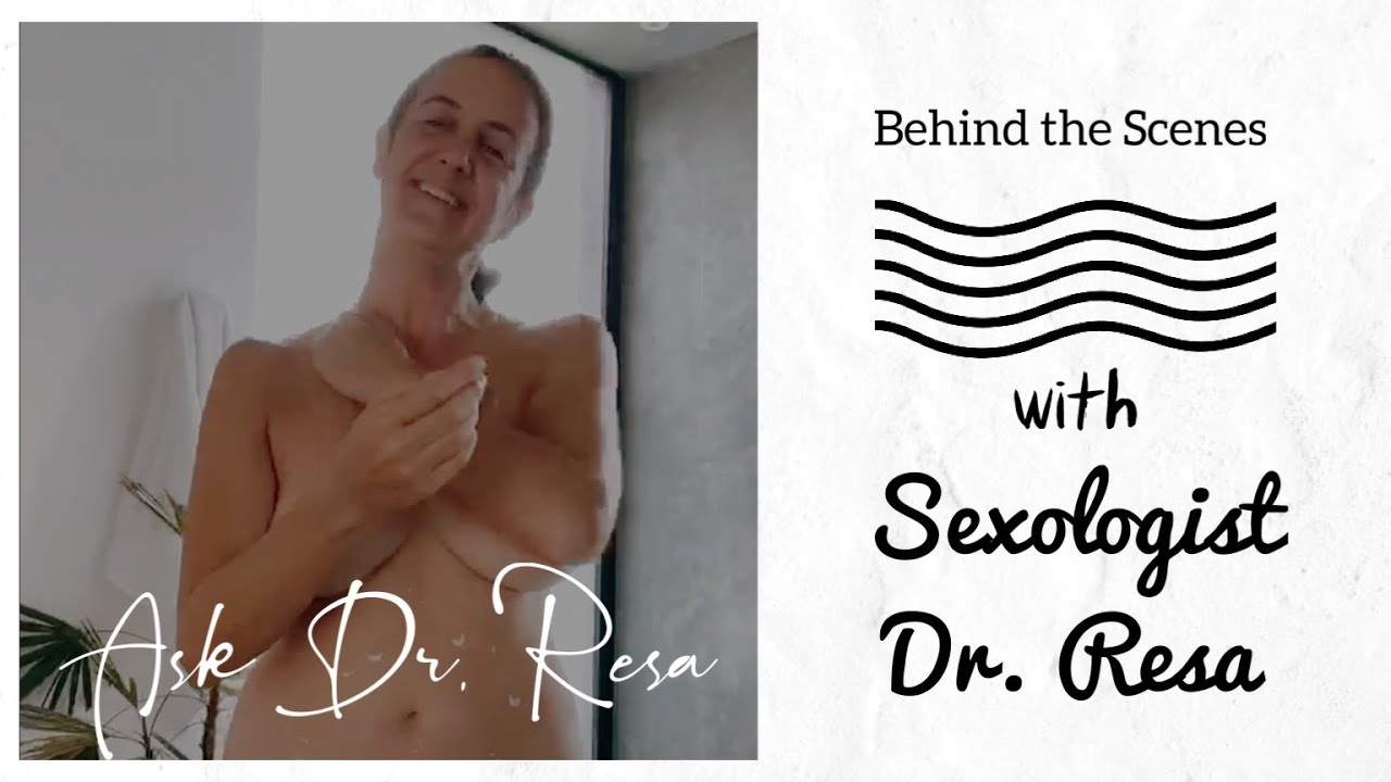 Behind the Scenes with Sexy Sexologist Dr. Resa at the Featherbed Railroad Bed and Breakfast