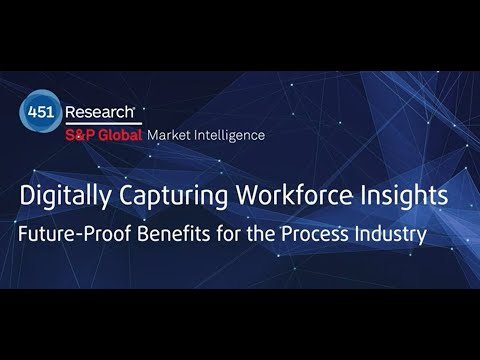 Digitally Capturing Workforce Insights - Future-Proof Benefits for the Process Industry
