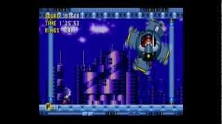 Sonic the Hedgehog CD - Part 7: Metallic Madness (Ending + Credits)