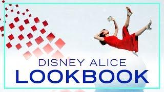 Alice in Wonderland-Inspired Lookbook