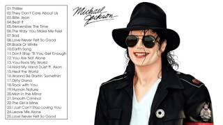 Michael Jackson Playlist Of All Songs || Michael Jackson Greatest Hits